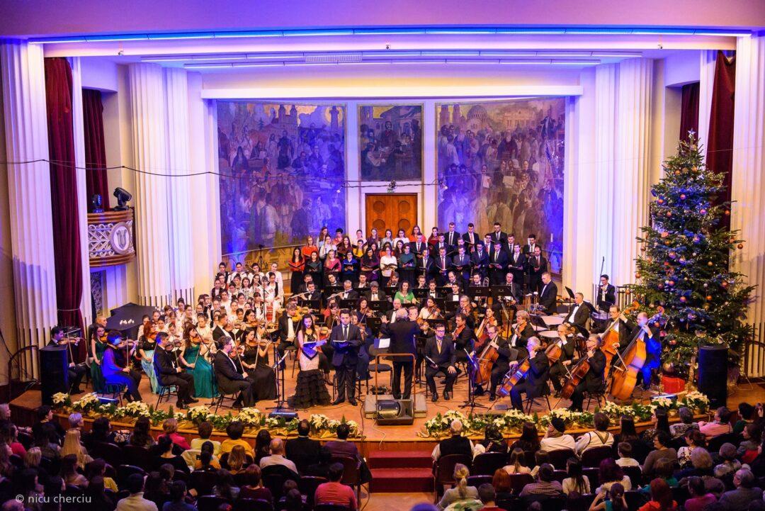 The Romanian Carols Concert